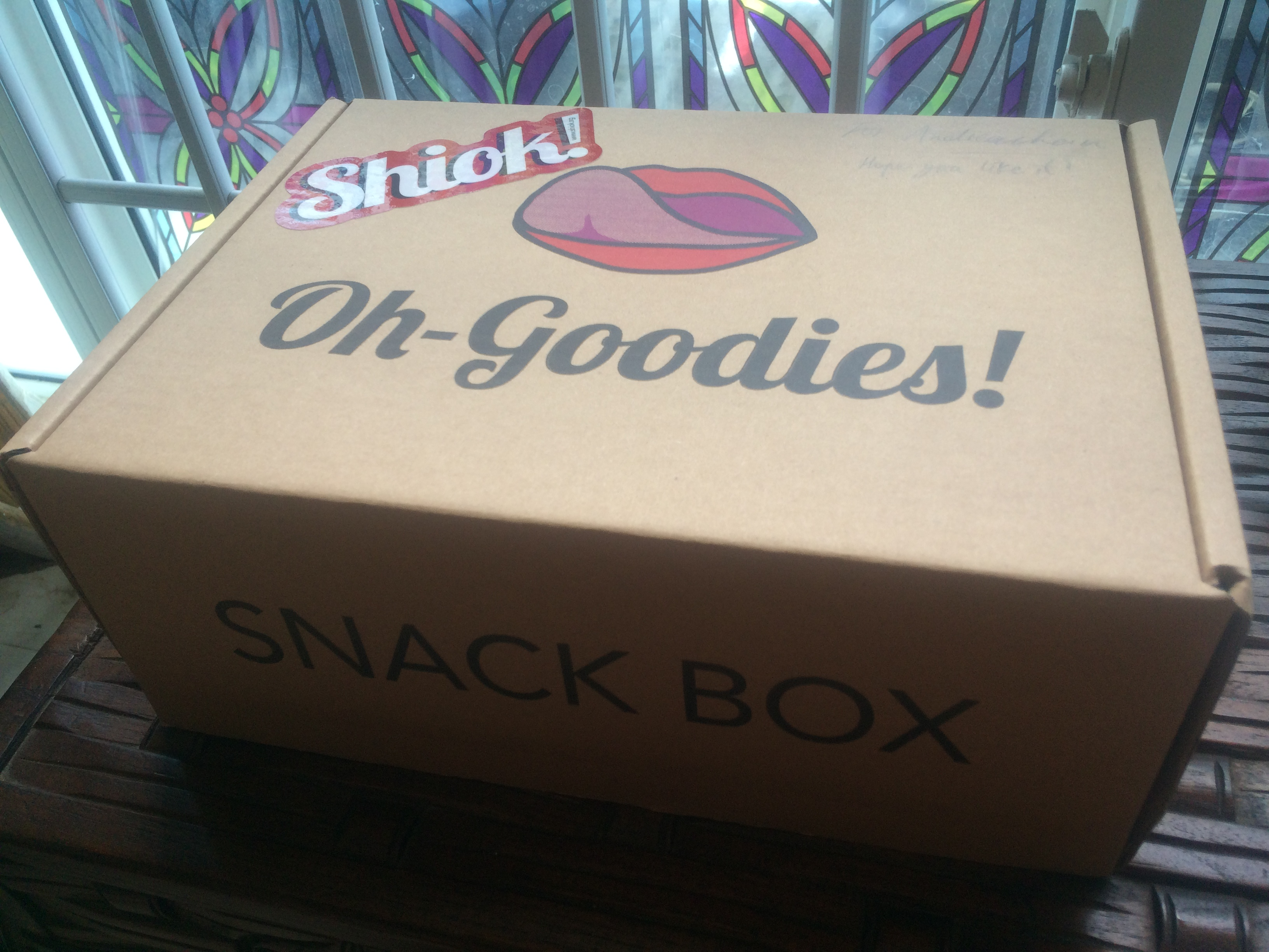 Oh-Goodies Snack Box: June
